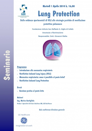 Lung Protection: il programma