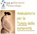 Ambulatorio donne in gravidanza