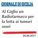 Gds, radiofarmaco per lotta tumori