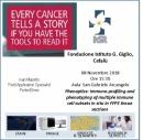 Incontro su profilo immunologico tumori