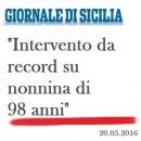 Dal Giornale di Sicilia