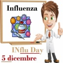INfluDay: prevenire l'influenza. Come?