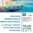 Strategie in oncologia 14 e 21 ottobre 2017
